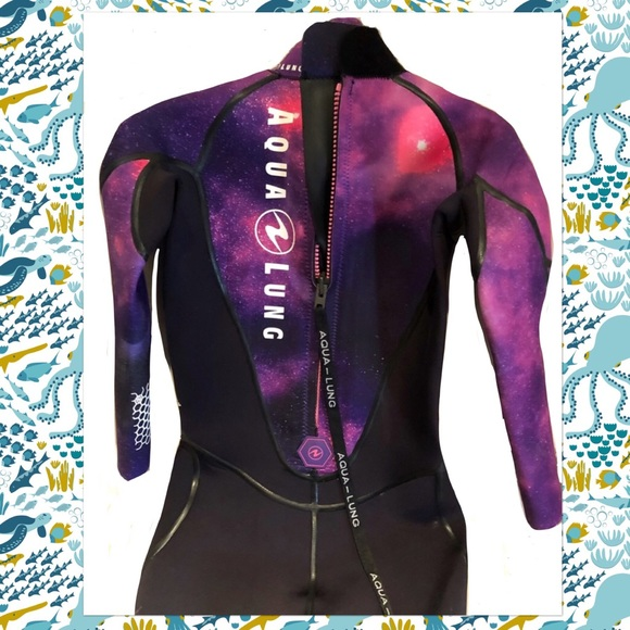 34e6af591c Aqua Lung Other - Wetsuit AquaLung Women s 3mm Aquaflex US Size 12